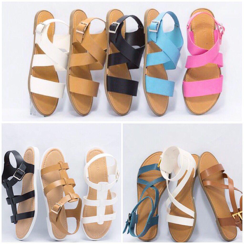 ecb5b8646e16 Parisian Summer Sandals 2015