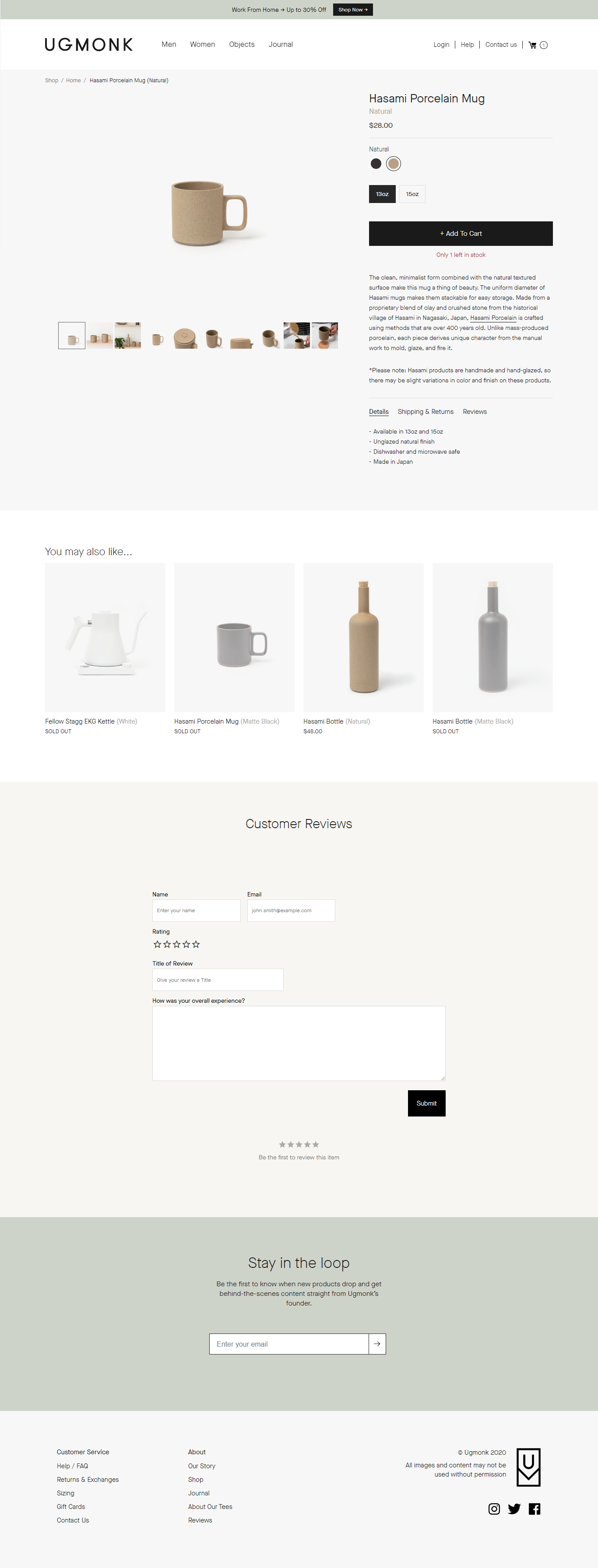 Brilliant Minimalistic Product Page Design Example In 2020 Minimalist Web Design Modern Web Design Web Design Websites