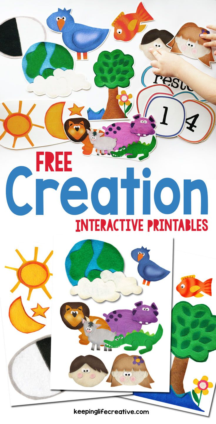 Printable Scripture Stories | Toddler bible lessons ...