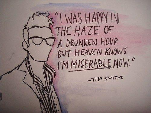 영화 속에 등장하는 80년대 팝 : Heaven Know I'm Miserable Now :: 80s Net