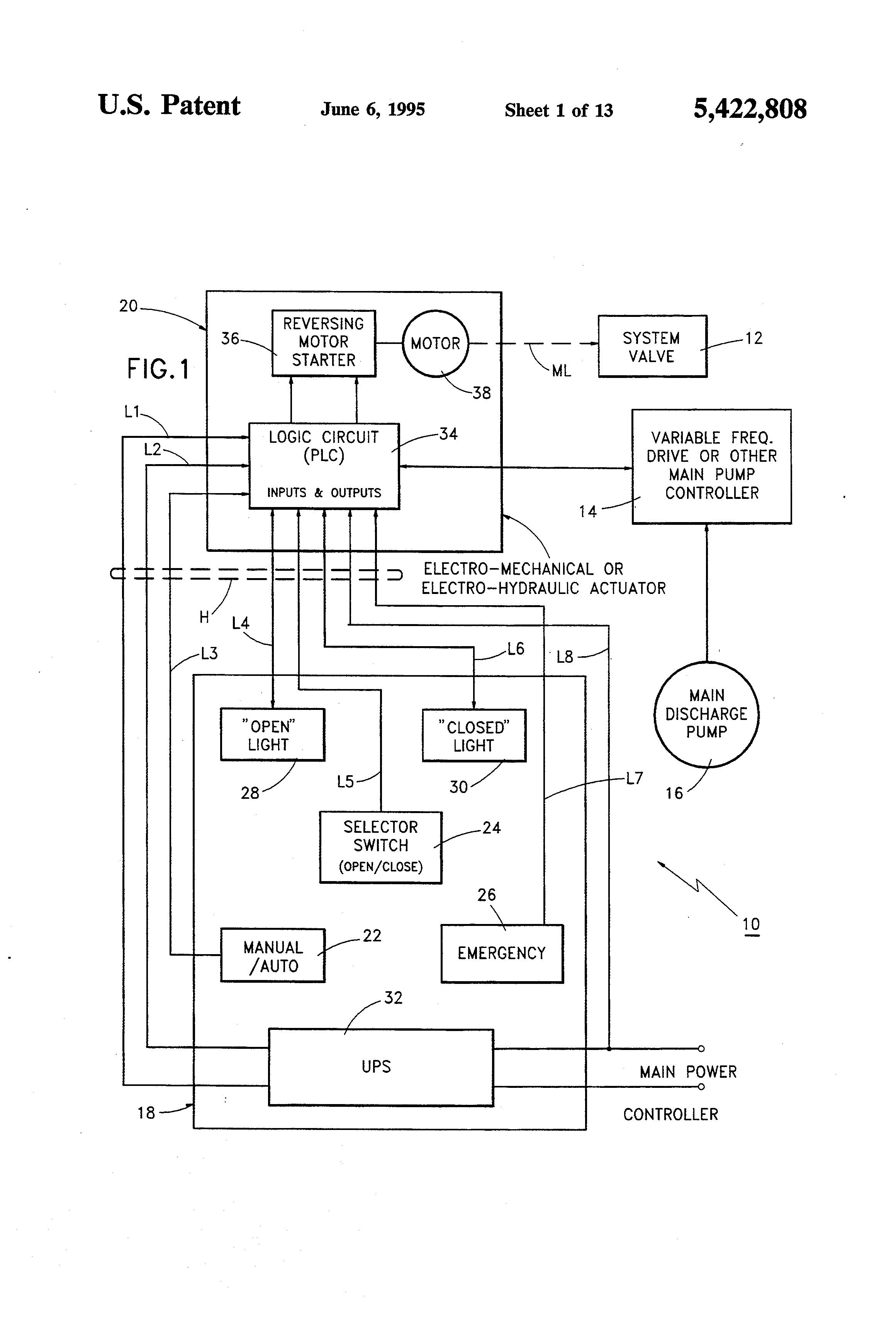 New Wiring Diagram Of Dol Motor Starter