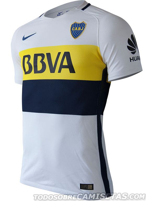 cd08c69ec05ad Camisetas Nike de Boca Juniors 2016-17