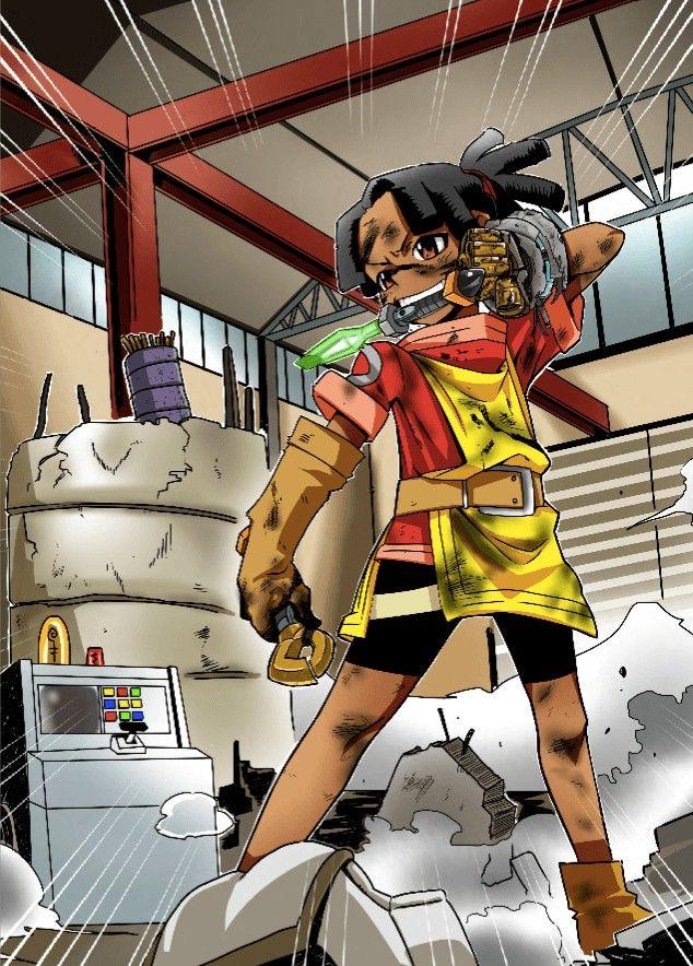 Pin by Erick McGee on Cartoon in 2020 Shōnen manga
