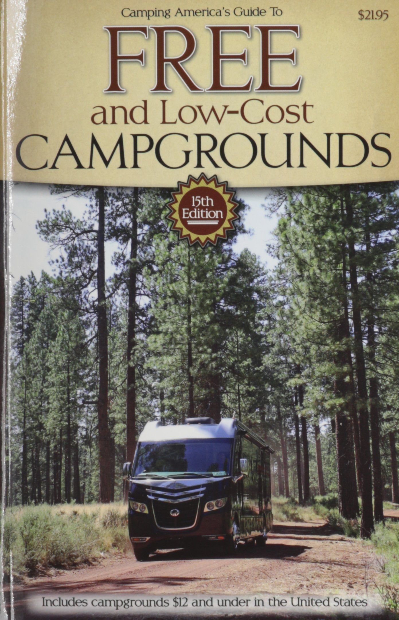 the wright guide to free and low-cost campgrounds don wright's guide