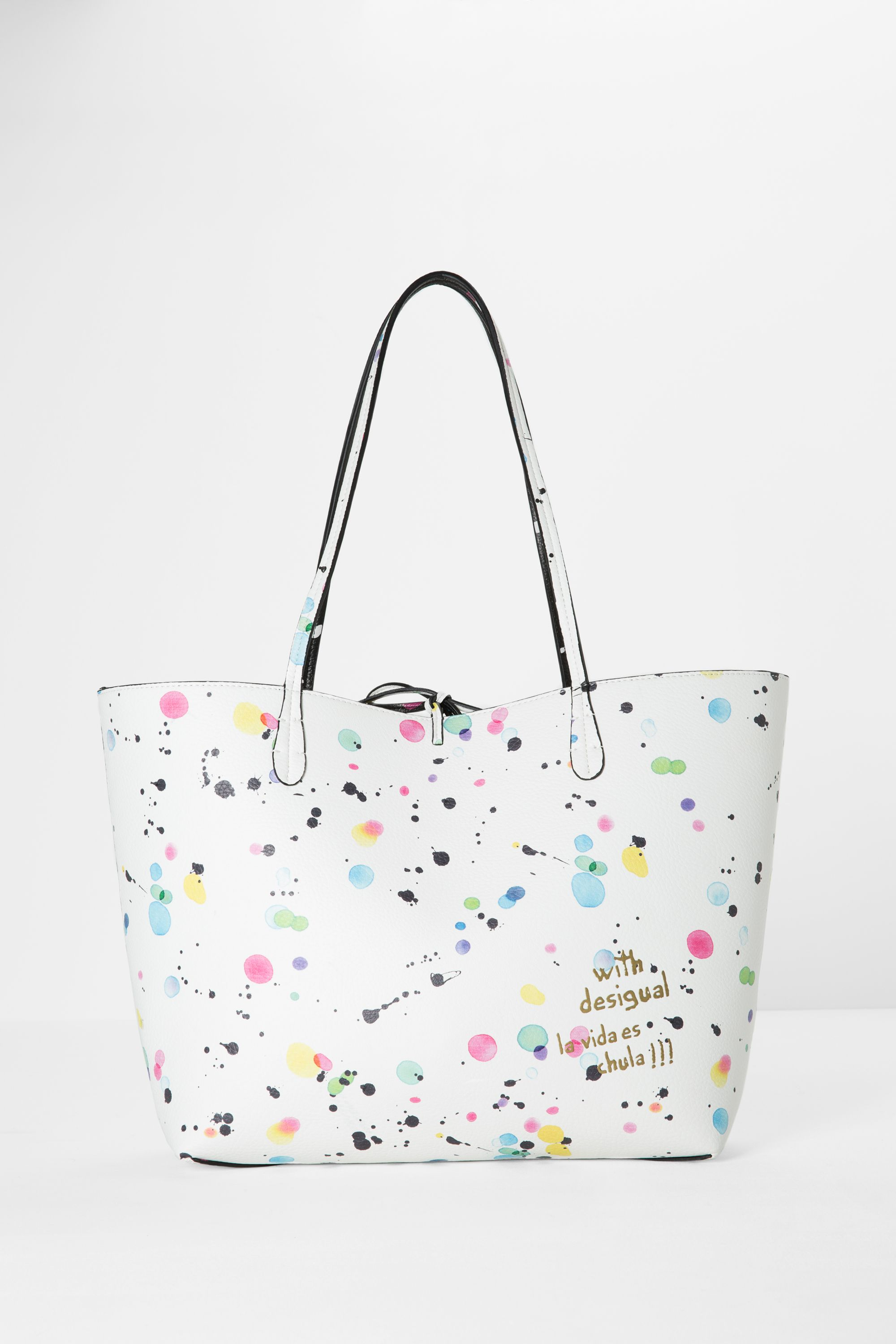 VIDA Statement Bag - Endless Tulips by VIDA