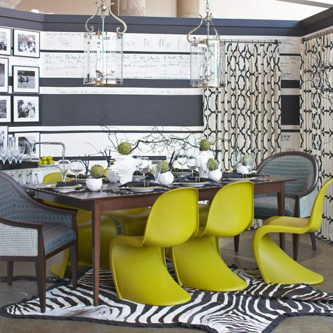 GREY AND YELLOW Design Ideas, Pictures, Remodel, and Decor - page 13