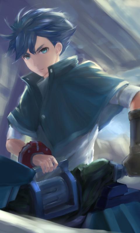 Anime God Eater Utsugi Lenka Mobile Wallpaper (With images
