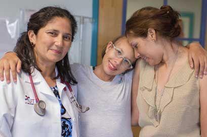Pediatric hematologist-oncologist Shafqat Shah, M D