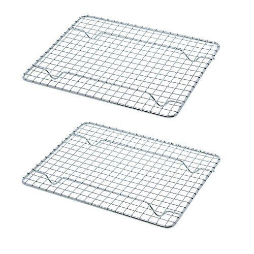Upi Heavy Duty 1 4 Size Cooling Rack Cooling Racks Wire Pan