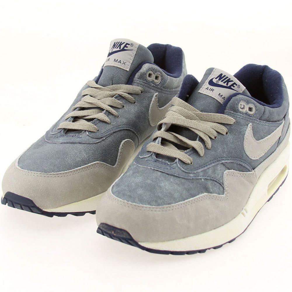 US sz 10.5 Nike Air Max 1 One Limited LTD Dirty Denim mita clot 95 90 97