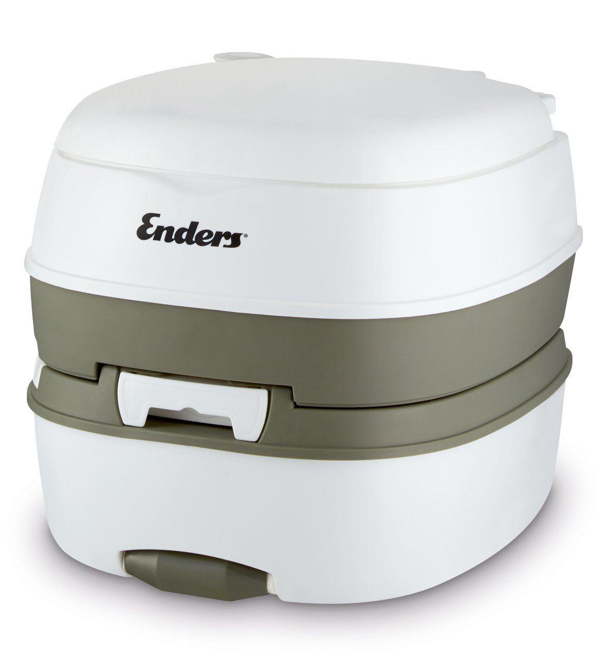 Enders Campingtoilette Mobil WC Chemietoilette Amazon.de