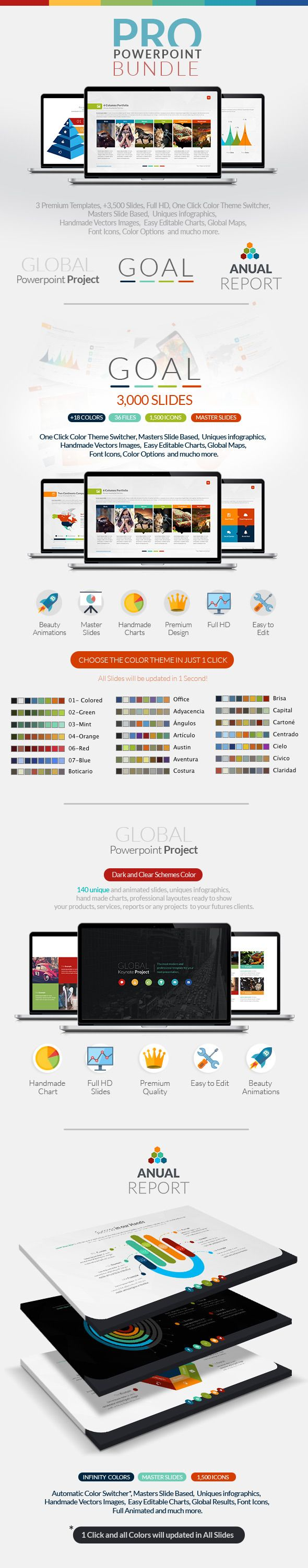 Pro bundle deluxe powerpoint templates powerpoint templates pro bundle deluxe powerpoint templates alramifo Choice Image