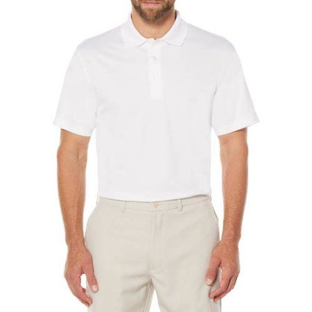 395276fbccc8 ... coupon code Ben Hogan Performance Men s Short Sleeve Ventilated Solid Golf  Polo Shirt