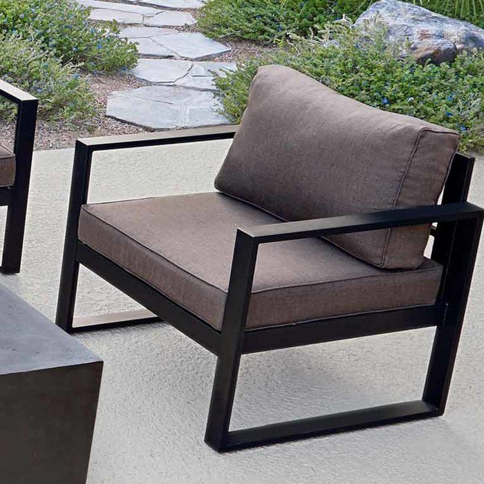 Thereu0027s Something So Retro Modern About These Sleek Outdoor Chairs. Theyu0027re  Low