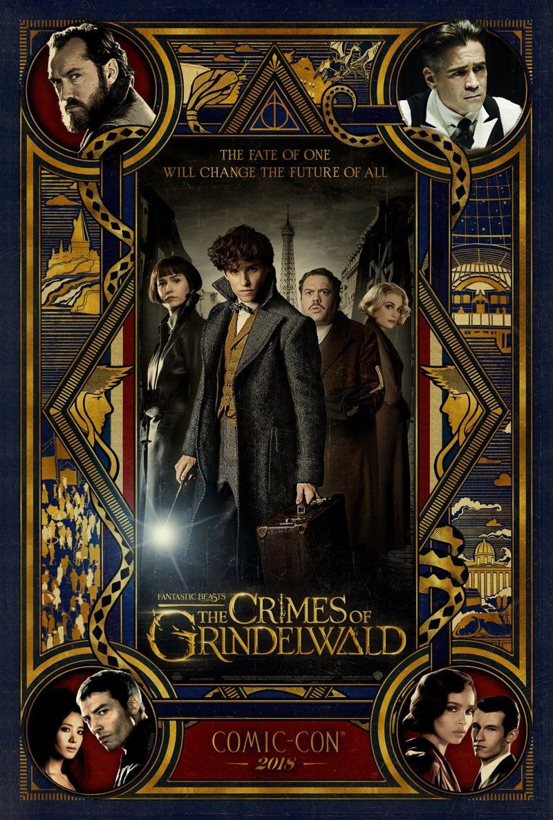 The Way It Should Have Been Fantastic Beasts