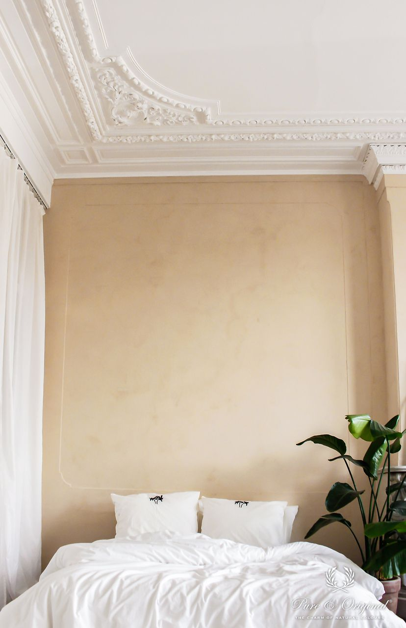 Fresco Lime Paint Walls By Pure Original Stylish And Healthy Mold And Bacteria Repellant Easy To Apply Ready Mixed D Space Interiors Lime Paint Interior