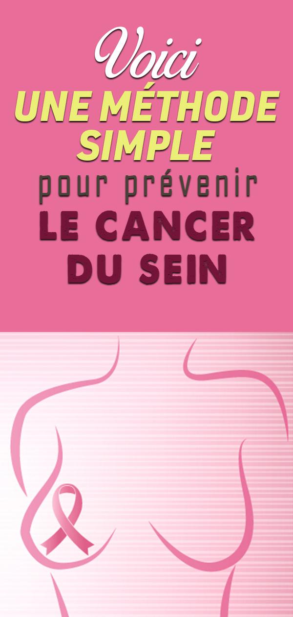 Comment prévenir le cancer du sein grâce à une détoxification des ...
