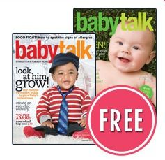Free Subscription to Babytalk Magazine | Baby magazine ...