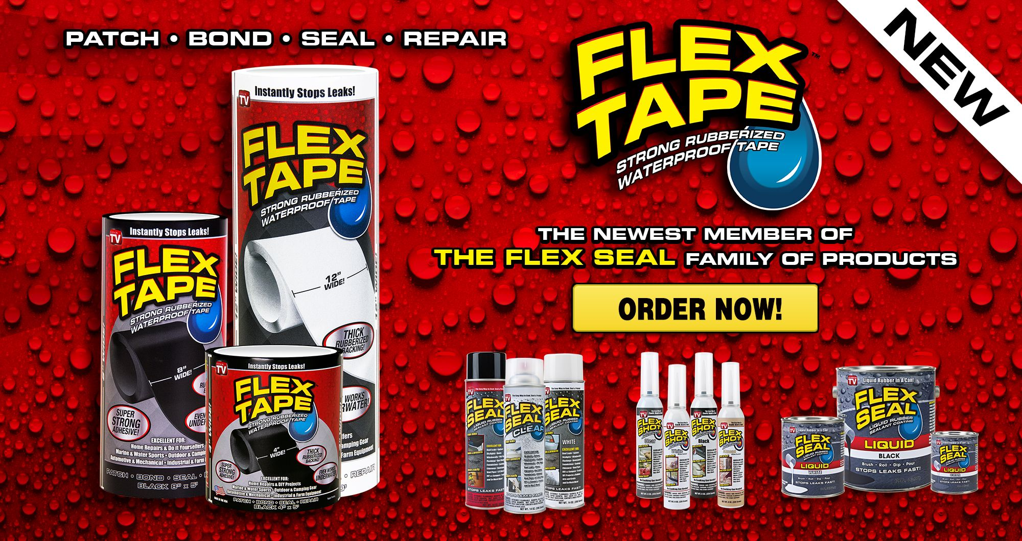 Flex Seal® Products Official Site Low Prices for Flex