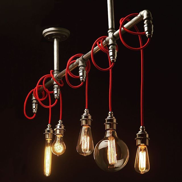 Plumbing pipe wrapped cable pendant new today vintagebulbs plumbing pipe wrapped cable pendant new today vintagebulbs edison edisonbulbs plumbingpipe industrial lighting pipe vintageglobes aloadofball Gallery