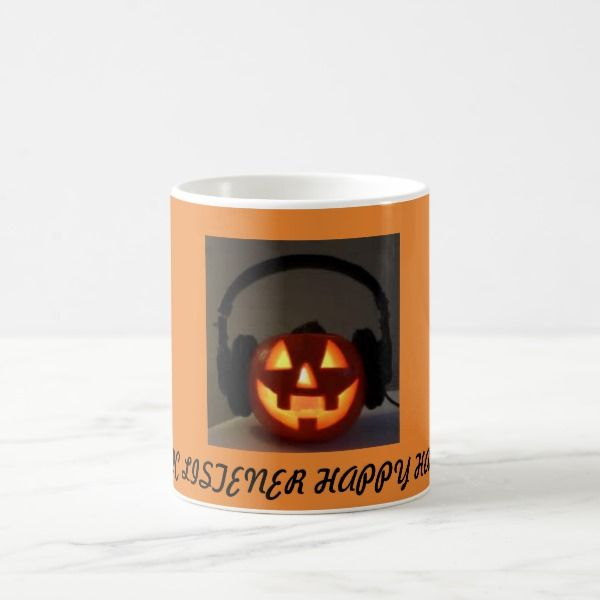 HALLOWEEN MUG #halloween #holiday #drinkware #party #cups