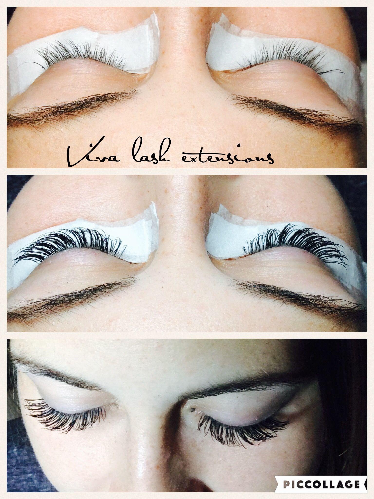 b11e5967272 Classic lash C curl 12mm | Viva Lash Extensions | Lashes, Lash ...