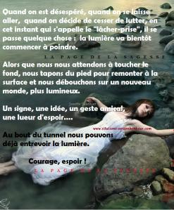 Citation Sur Le Desespoir Le Nirvana Panneaux Citations Et Bonnes Paroles