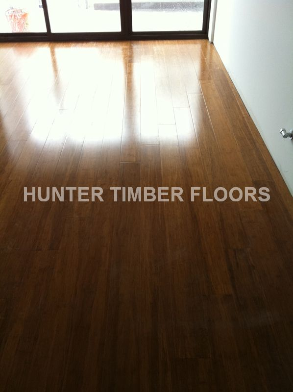 Bamboo   Carbonized   Bamboo Flooring   Light Coffee Color