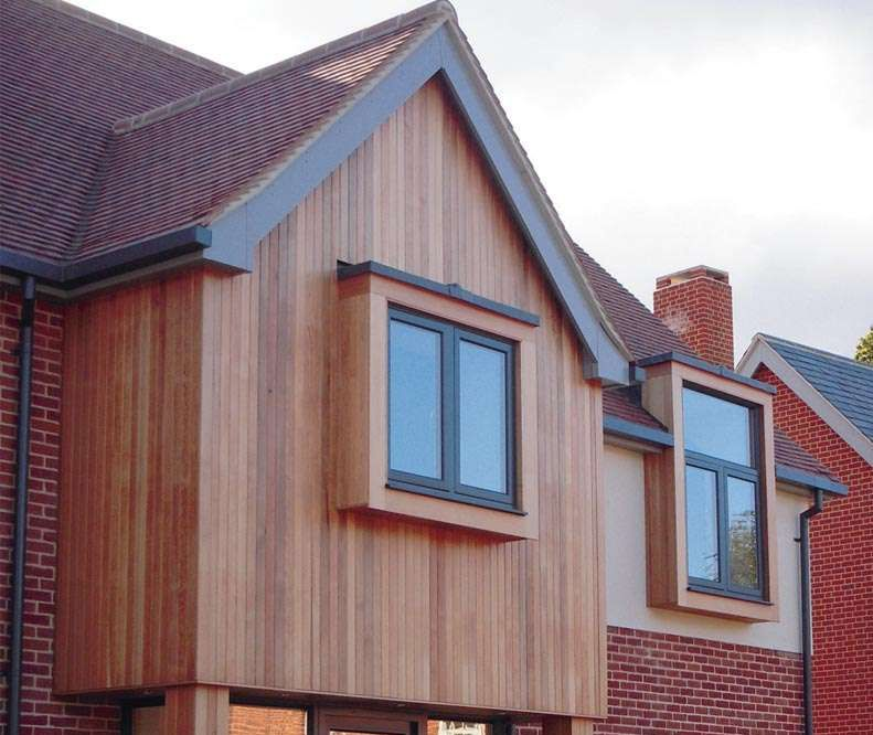 External House Cladding What Are Your Options: Update Your Home's Exterior And Increase Kerb Appeal By