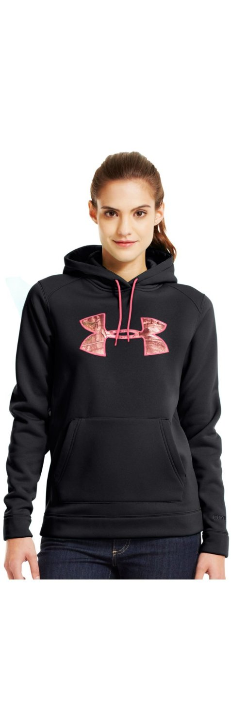Under Armour Women's UA Storm Tackle Twill Hoodie           ($48.74)