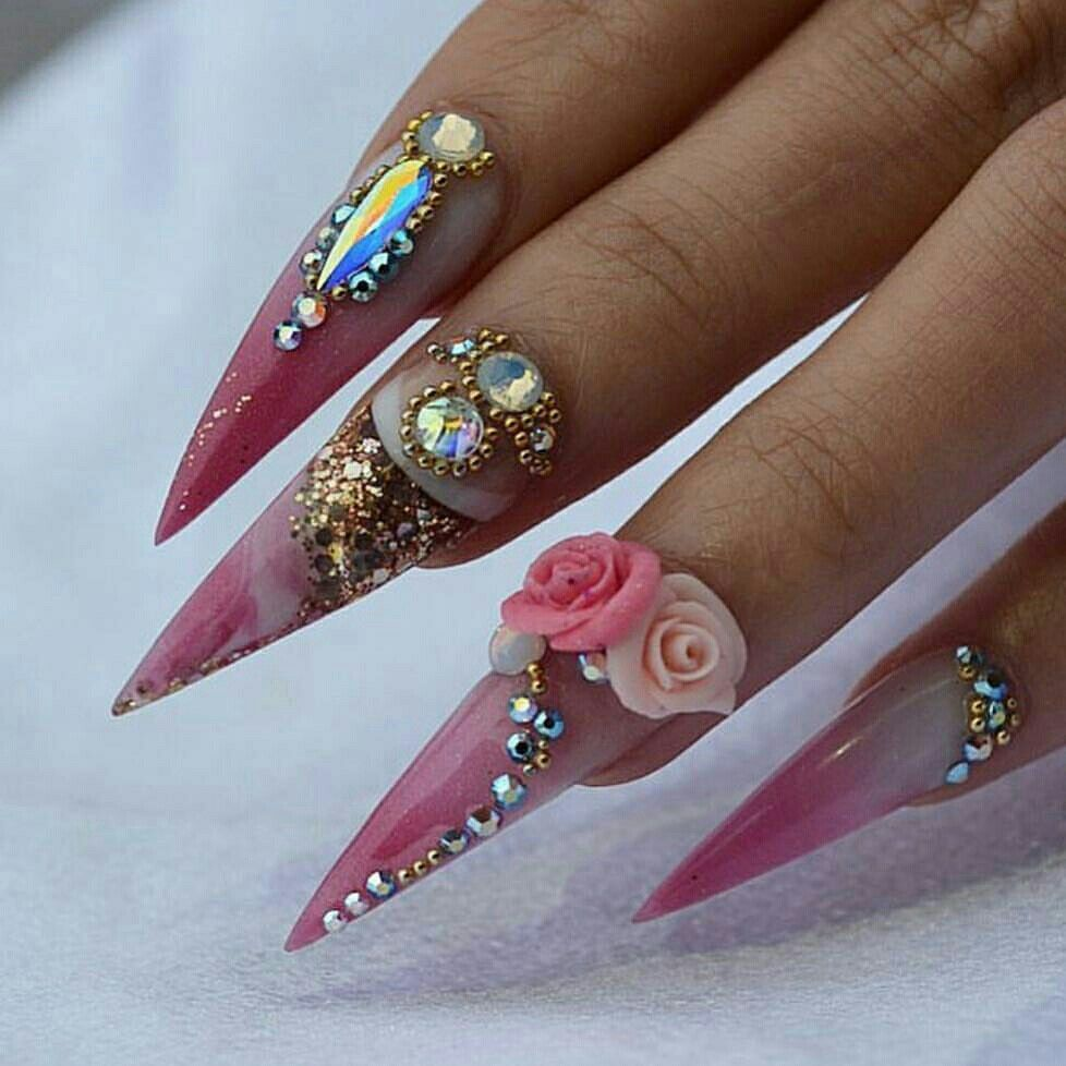 Like what you see? Follow me for more: @nhairofficial | nail art ...