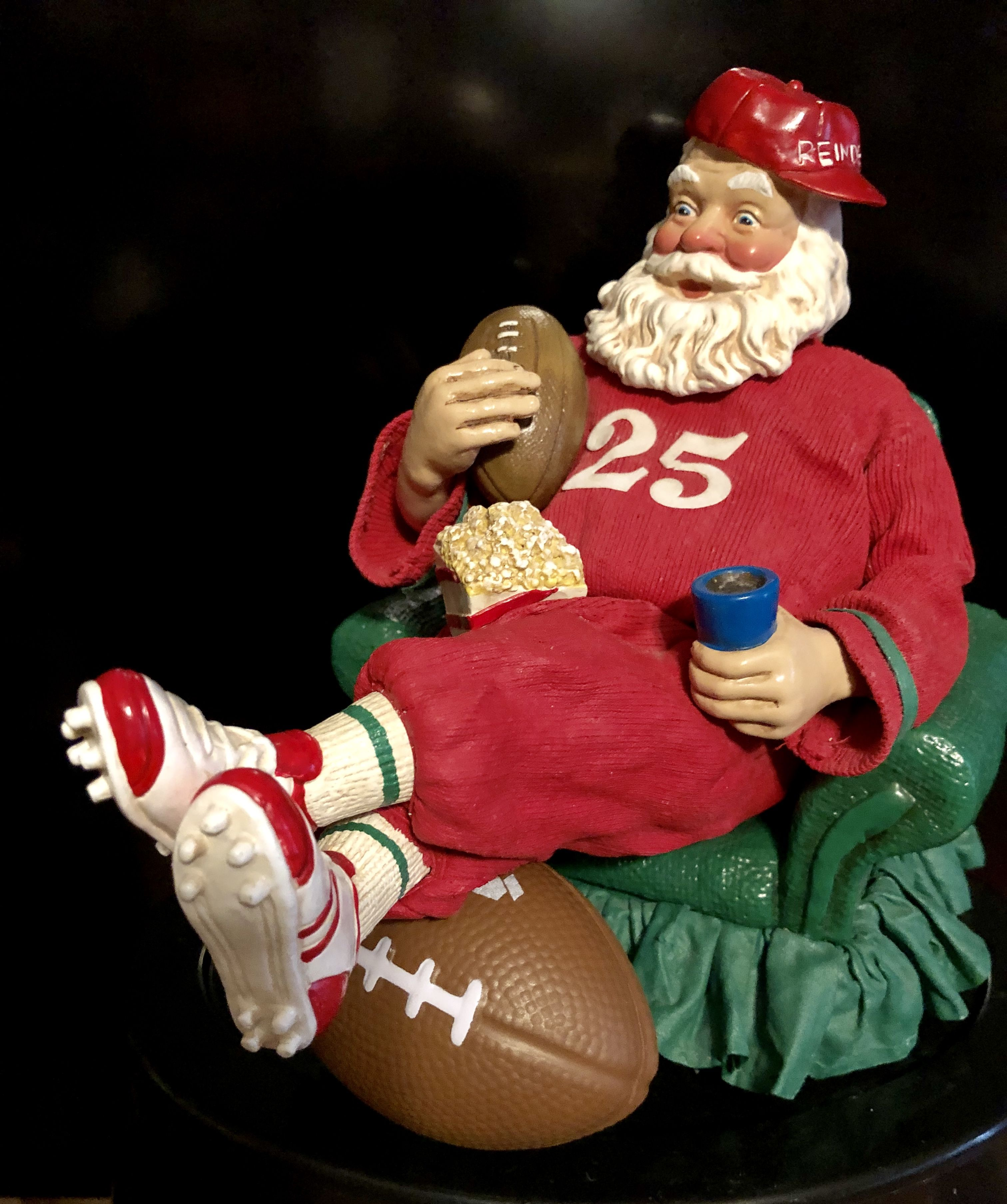 Pin by Lavell Hall on Sports Santa Character, Fictional