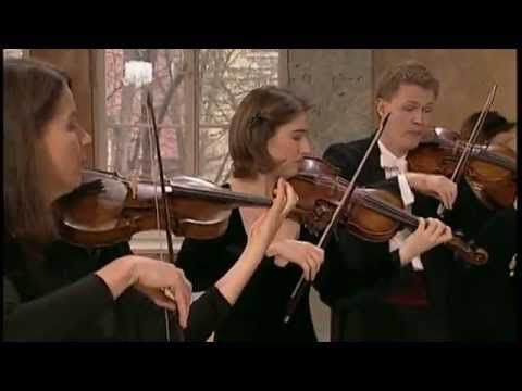 Genre barock  Bach: Brandenburg Concerto No. 3 in G major, BWV 1048 (Freiburger ...