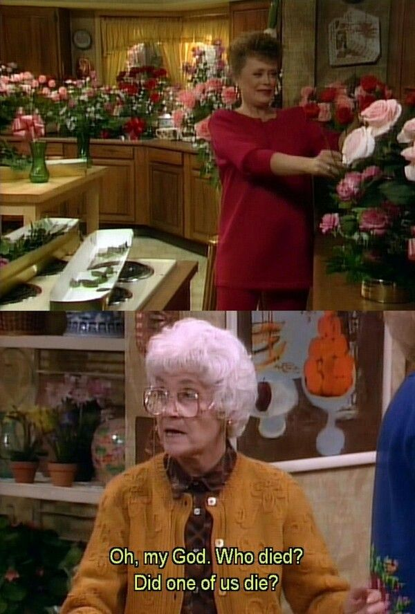 I love this line gg 39 s forevah me pinterest us dr for Why did bea arthur leave golden girls