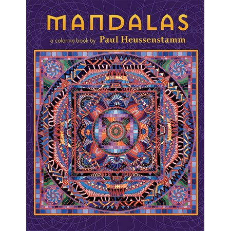 Cba Heussenstammmandalas Products Coloring Books Books Mandala