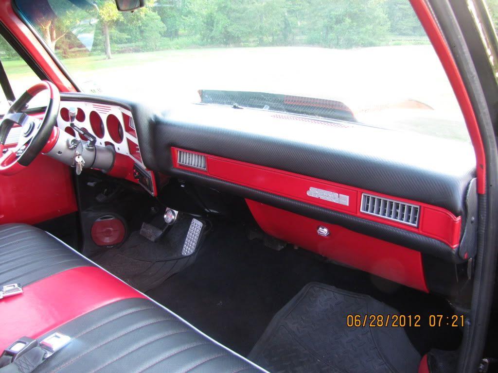 Custom 1982 gmc sierra truck truck stuff pinterest - Chevy truck interior accessories ...