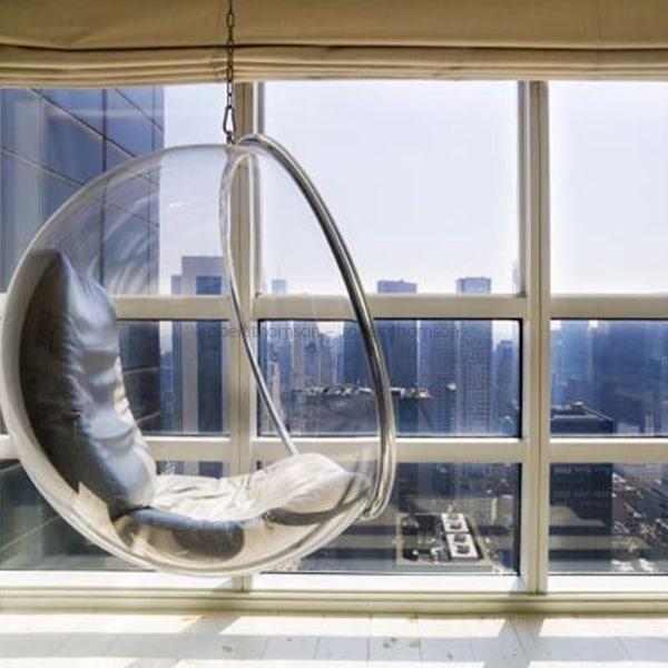 bubble chair von eero aarnio offene idee einrichtung