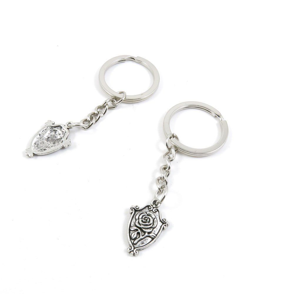 1 Pieces Keychain Door Car Key Chain Tags Keyring Ring Chain Keychain  Supplies Antique Silver Tone Wholesale Bulk Lots D4QX9 Rose Signs     Additional ... eae93b6d27