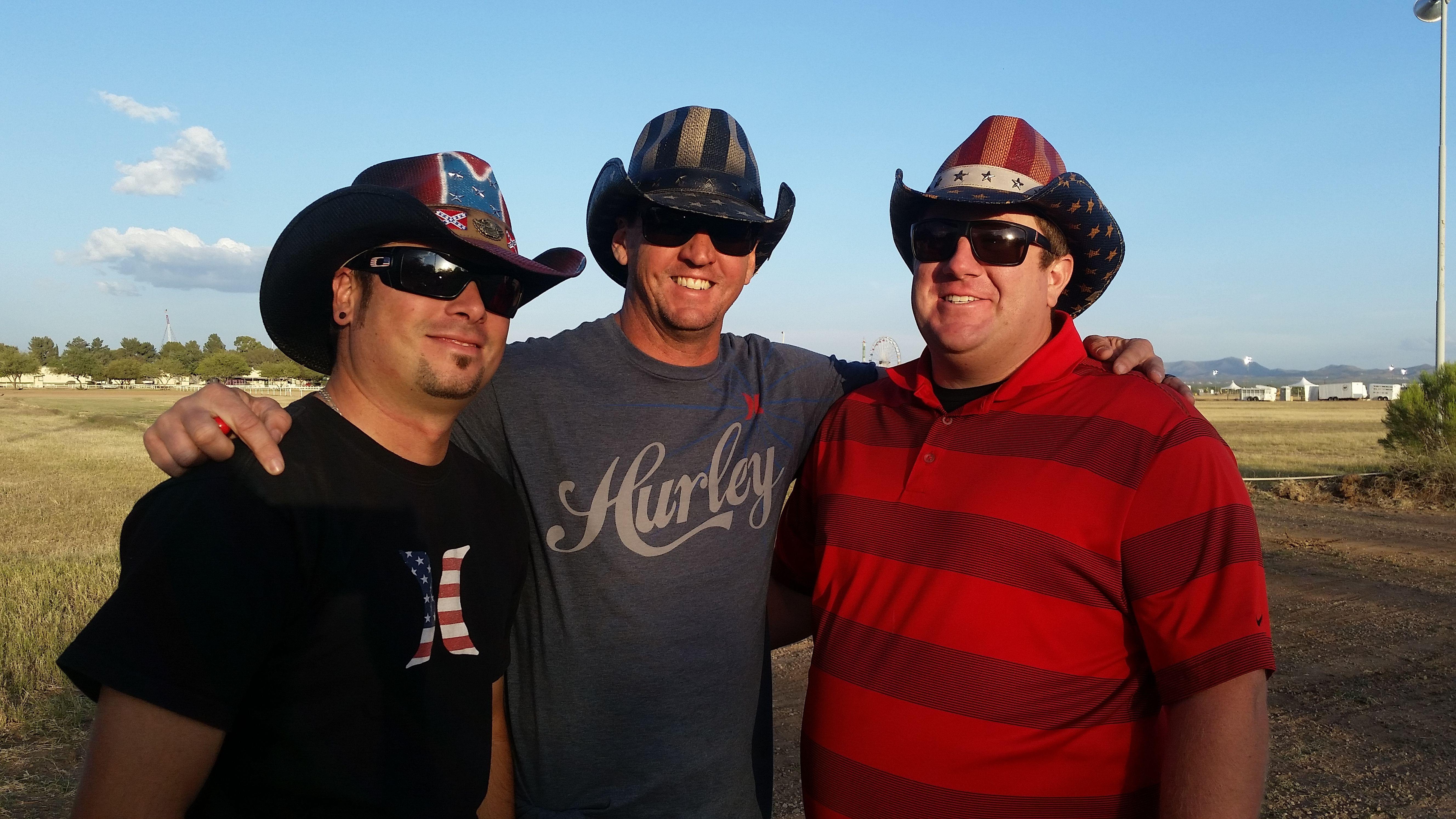 Patriotic Cowboy hats! Get it at oryanhatcompany.com  3af780e0fb88