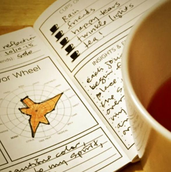 Our tea moments journal is a great way to write tea tasting notes and reflect on your tea experience. We're making our tea tasting wheel available as a PDF download so you can add pages to your jou...