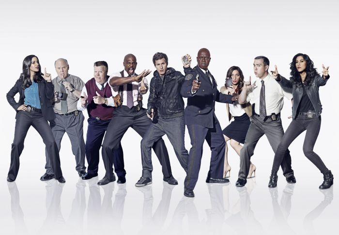 Brooklyn Nine Nine Season 2 Cast Photos Assistir Na Netflix