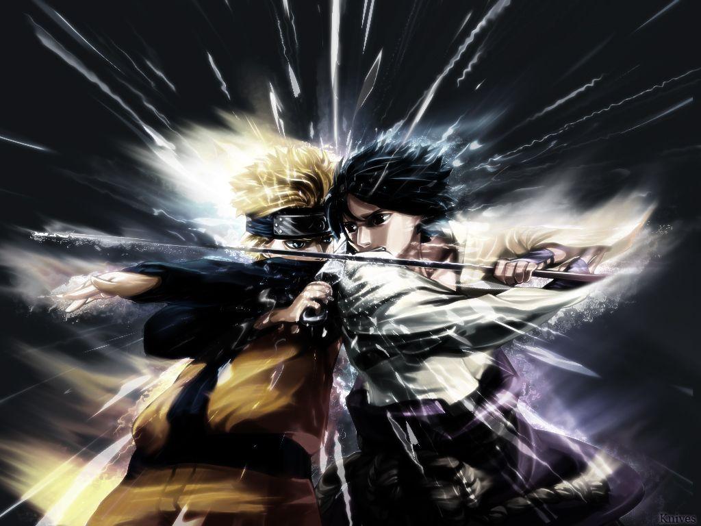 Naruto Wallpapers Naruto Vs Sasuke Naruto And Sasuke Wallpaper