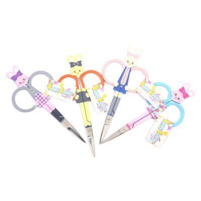"Aw, so cute! 4"" Bunny Embroidery Scissor - Sewing & Craft Club"