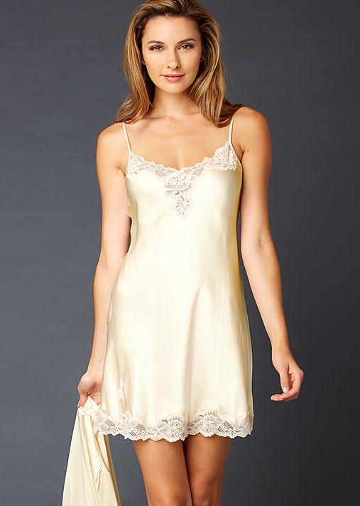 9b0ee87a22 Indulgence Silk nightgown
