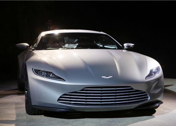 Aston Martin Have Unveiled The Db10 For Spectre A Custom Built Car Daniel Craig S Fourth Outing As Bond And Is 007 Most State Of Art Yet