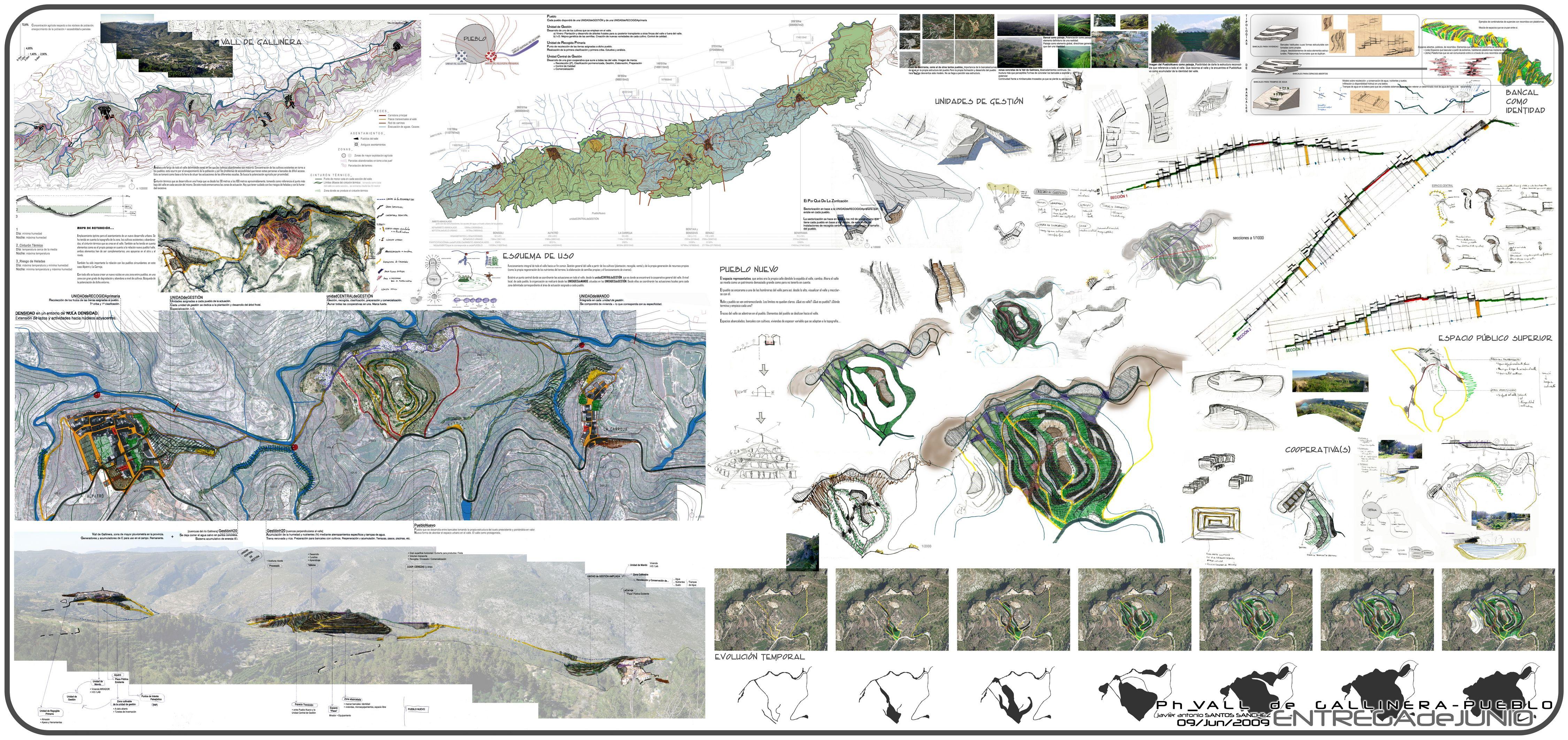 Proyecto paisaje