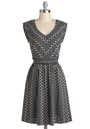 e9f278846ed7 Daisy Chain of Events Dress. Transition beautifully from afternoon  occasions to elegant evening outings in