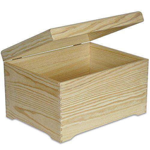 Pin Von Carolinecb Auf Aufbewahrung Grosse Holzkiste Holztruhe
