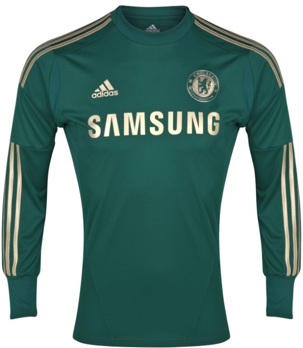 b51a1c0fbd6 Chelsea 12 13 GK Home Jersey