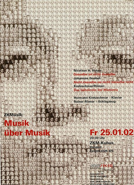 Graphic Design HfG/Karlsruhe Graphic design posters